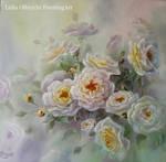 Roses Bush by Lidmar