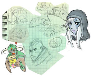 dota2-sketch001 by spidercandy