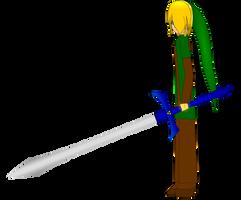 Link: 'The Legend Of Zelda: Oracle Of Secrets by DARKRYUKO
