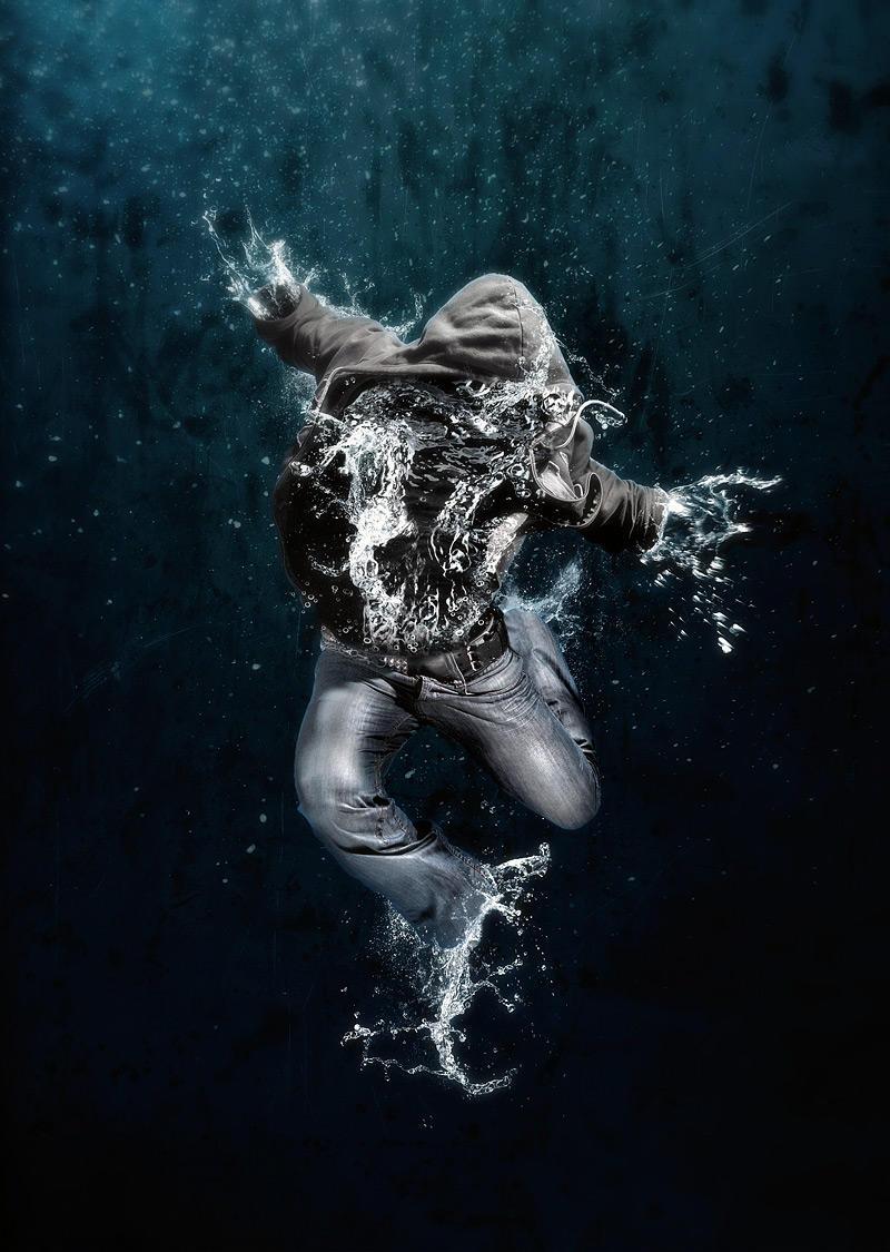 Fluid by Shinybinary