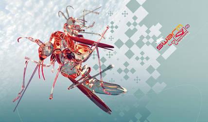 Swarm by Shinybinary