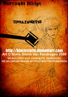 BLEACH:Tensa Zangetsu -preview by blackstorm
