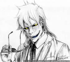 BLEACH: vamp!Don Shirosaki for Shadowthorne by blackstorm