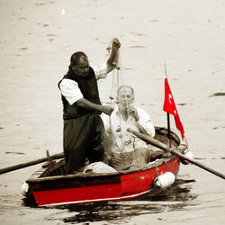 The Fishermen by kharax