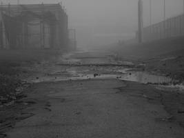 Back Road into Silent Hill by CytoToxicBlade
