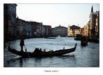Venice - postcard 3 by frescendine