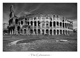 The Colosseum by frescendine