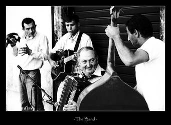 The band by frescendine