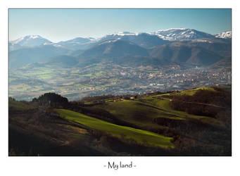 My land by frescendine