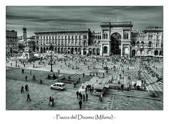 Piazza del Duomo by frescendine