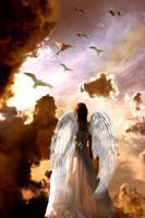 Heaven's Calling by Fudgee0