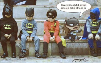 batman club by melivillosa