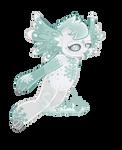 [OPEN] DTA - Frost Angel by Halloween-Jester
