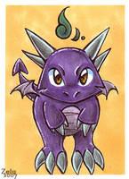 Little Dragon by zkoegul