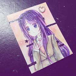 Yuri ACEO + Video by TacToki