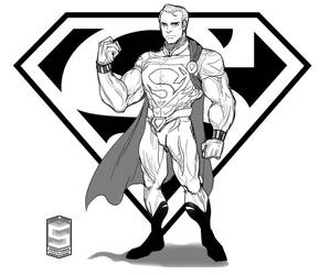 Superman! by same2one