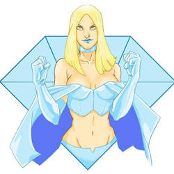 Emma Frost aka White Queen by same2one