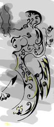 Happy Dragon by Rowleys