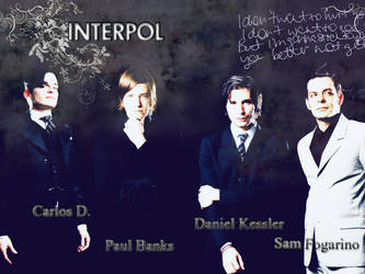 WP - Interpol by SuNsHiNeMeLlOw