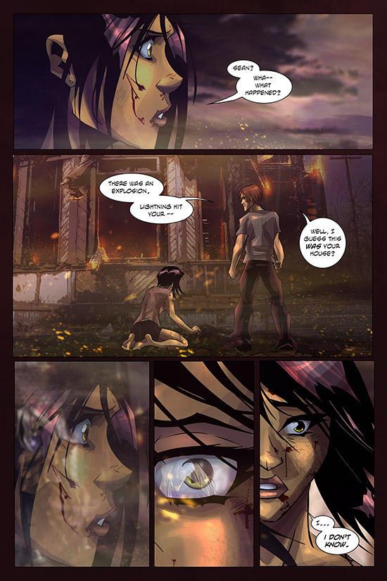 Volume 3 - Page 261 by junobean