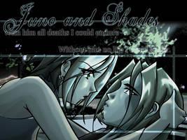 Kiss Me Wallpaper by junobean
