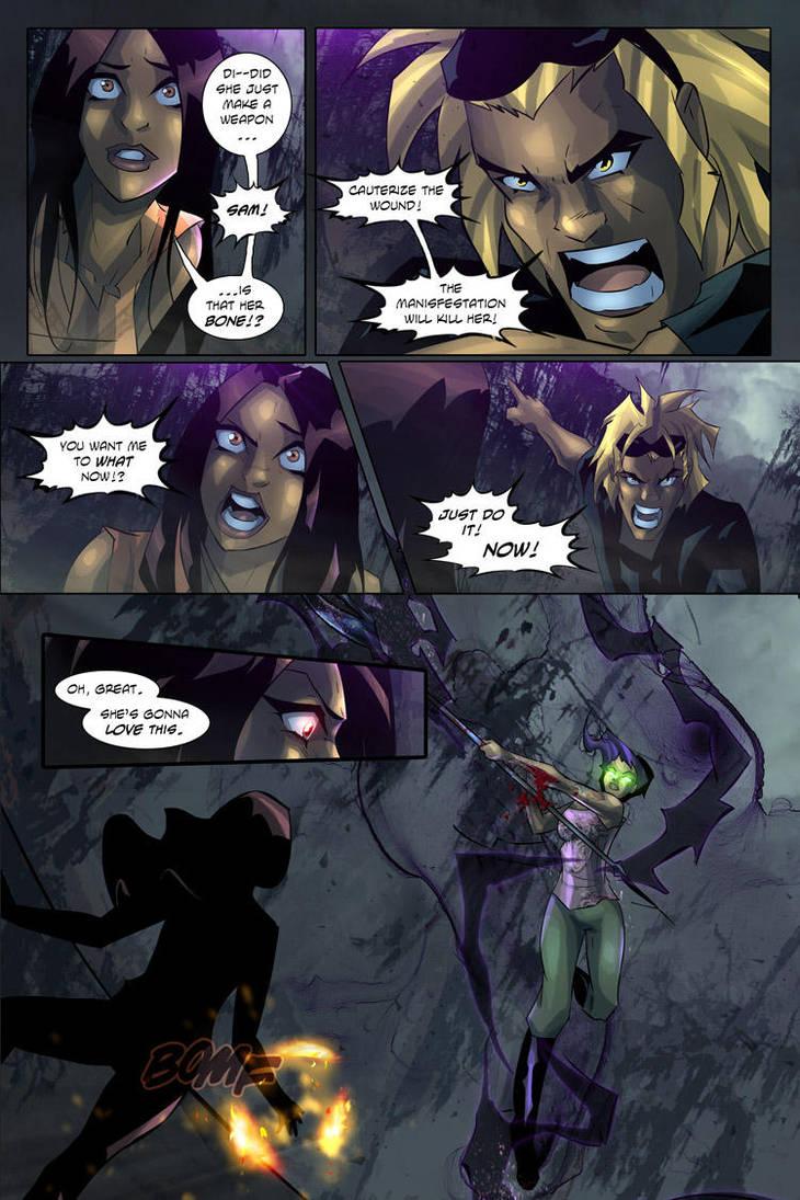 Volume 3 - Page 280 by junobean