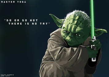 Master Yoda by valdikentod