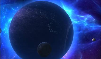 Dark Planet by Incerazo