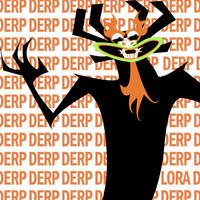 a picture of aku I did by dralora
