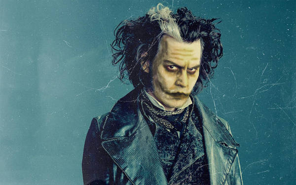 Depp Joker No Makeup By Nightfallindustries On Deviantart - Joker-no-makeup-ics