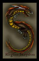 RegineSkrydons-Dragons Number5 by Digi-Remmms