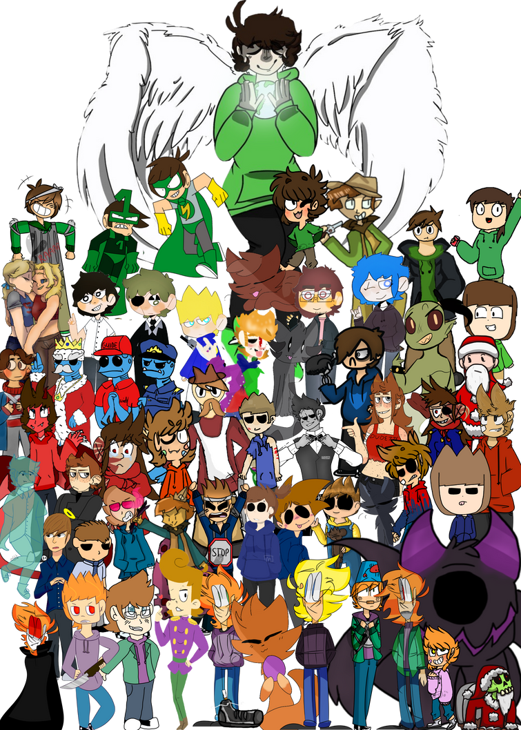 HUGE Eddsworld Collab! (Complete) by Two-Time