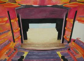 Theatre by dragonskin