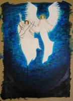 Angels by dragonskin