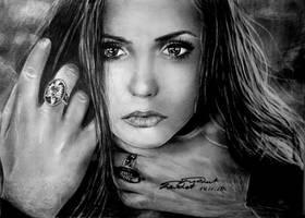 Elena by NLevaschuk
