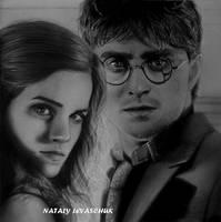 Harry Potter by NLevaschuk