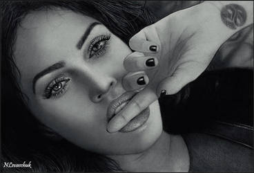 Megan Fox_Mark Seliger by NLevaschuk