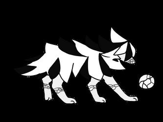 Lone Wolf by MapleBranchWing