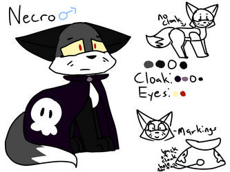 Necro Reference 2019 by MapleBranchWing