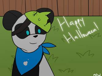 Happy Halloween! (2018) by MapleBranchWing