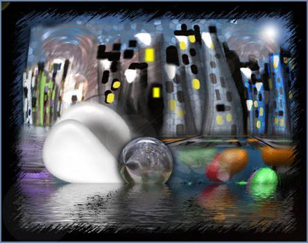 urbanisme by roserika