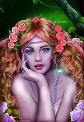Maydeline by roserika