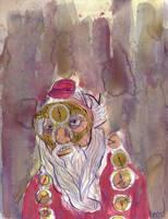 old timer by snail-lady
