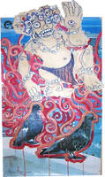 Buddha of other skillful means by snail-lady