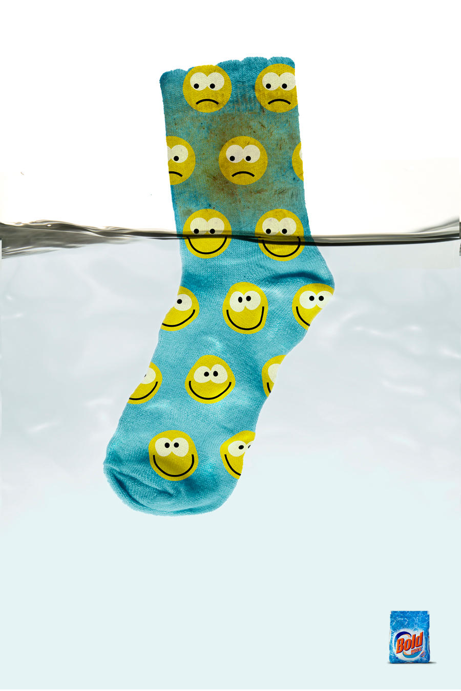 Bold Sock by hiraZubairi