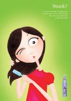 Sunsilk Ad 2 by hiraZubairi