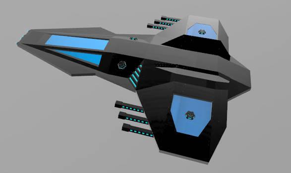 Tauri-Heavy Fighter MKII. 2 by Thomson89CZ