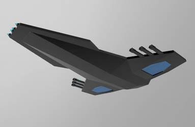 Tauri-Heavy Fighter MKII. 5 by Thomson89CZ