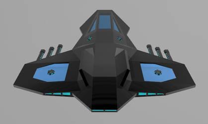 Tauri-Heavy Fighter MKII. 8 by Thomson89CZ