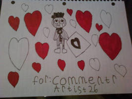 6 for commentrartist26 again by 3and4fan